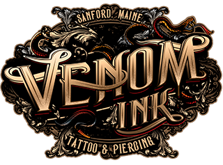 Venom Ink Tattoo & Piercing – Sanford, Maine